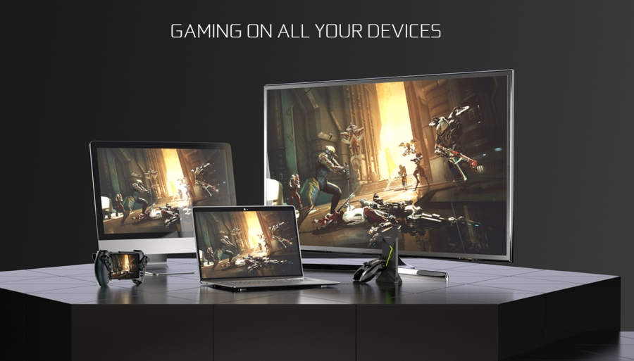 Nvidia lança o Geforce Now, concorrente do Google Stadia