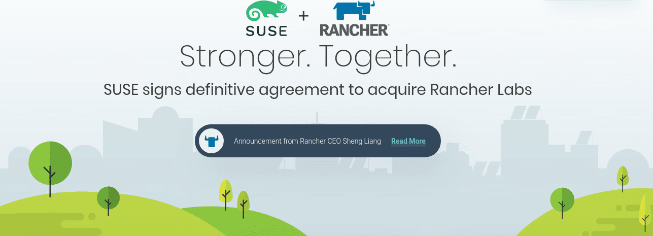 SUSE adquire Rancher Labs