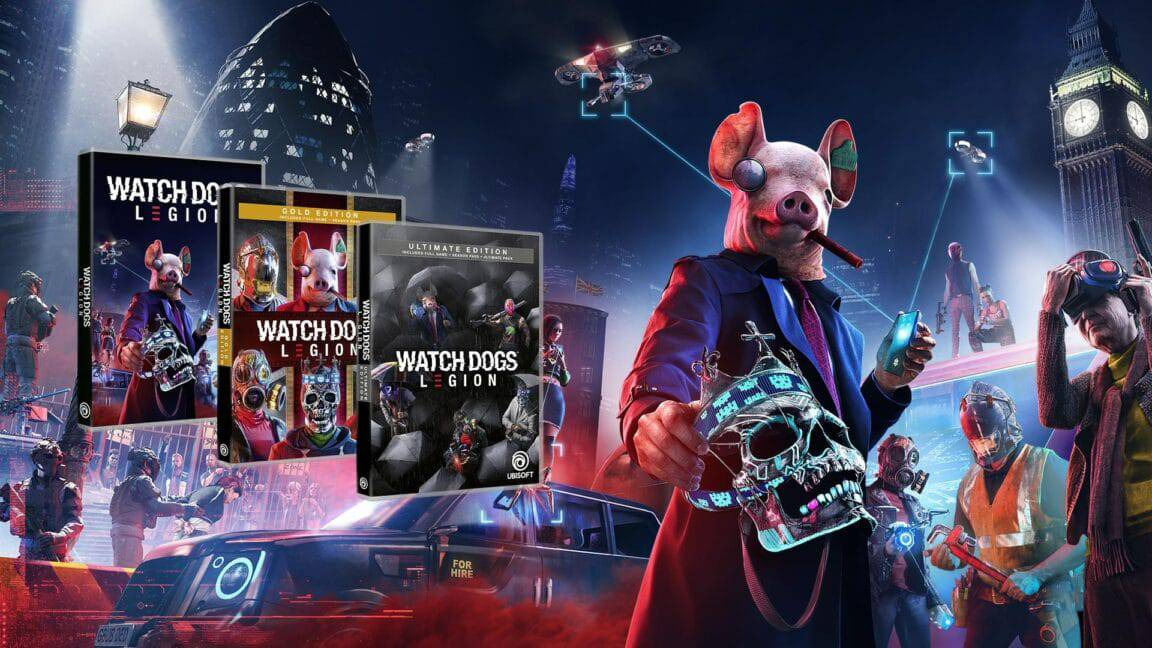 Hackers afirmam ter vazado o código-fonte do Watch Dogs Legion