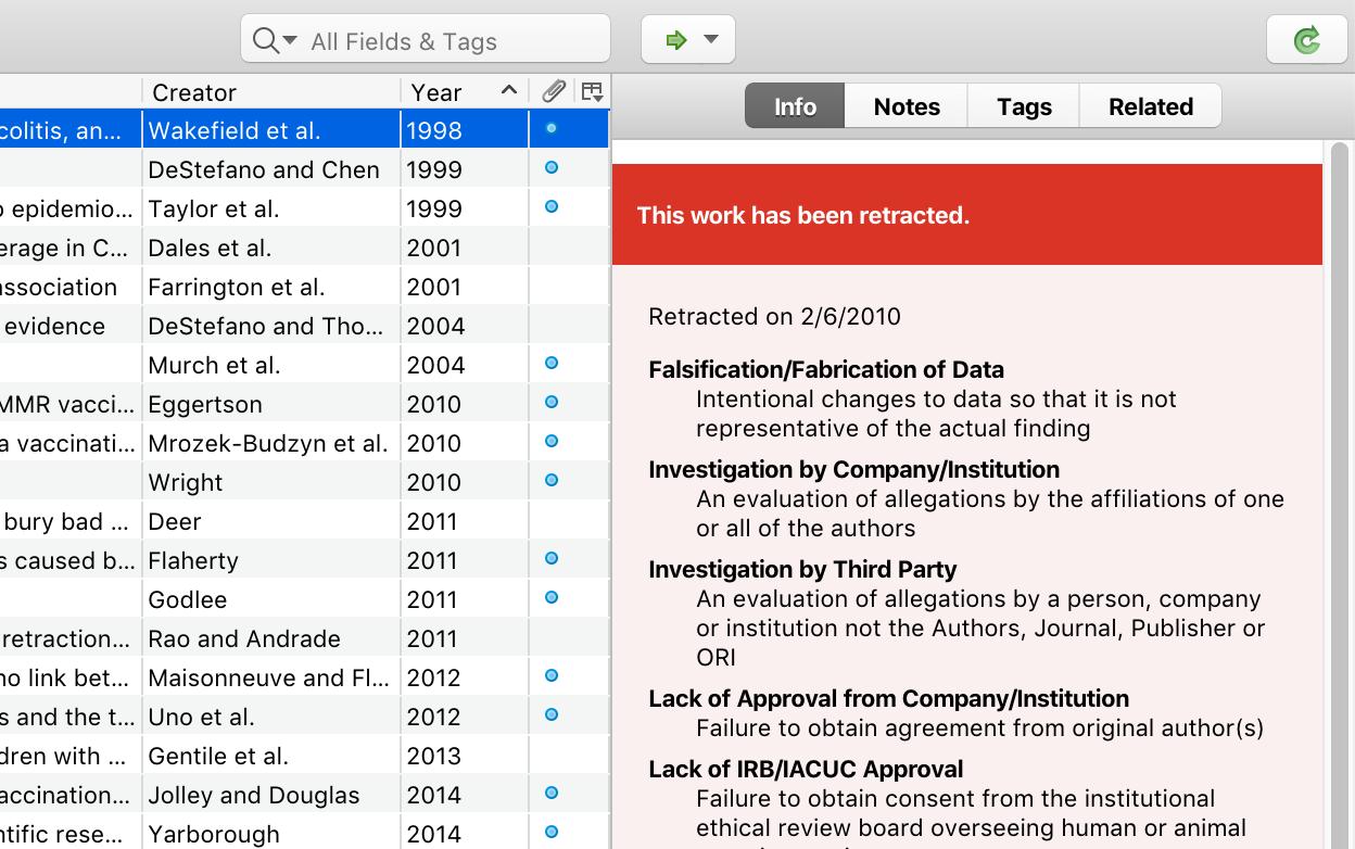 Zotero: um aplicativo de código aberto para coletar e compartilhar pesquisas