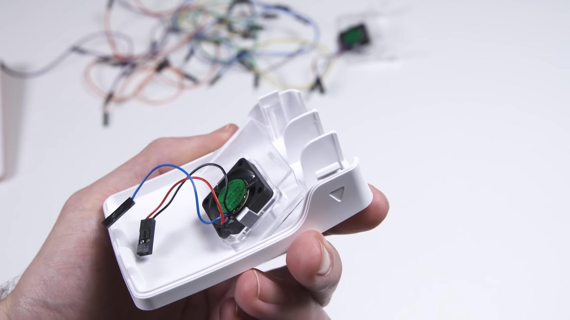 Raspberry Pi 4 recebe um ventilador para evitar superaquecimento