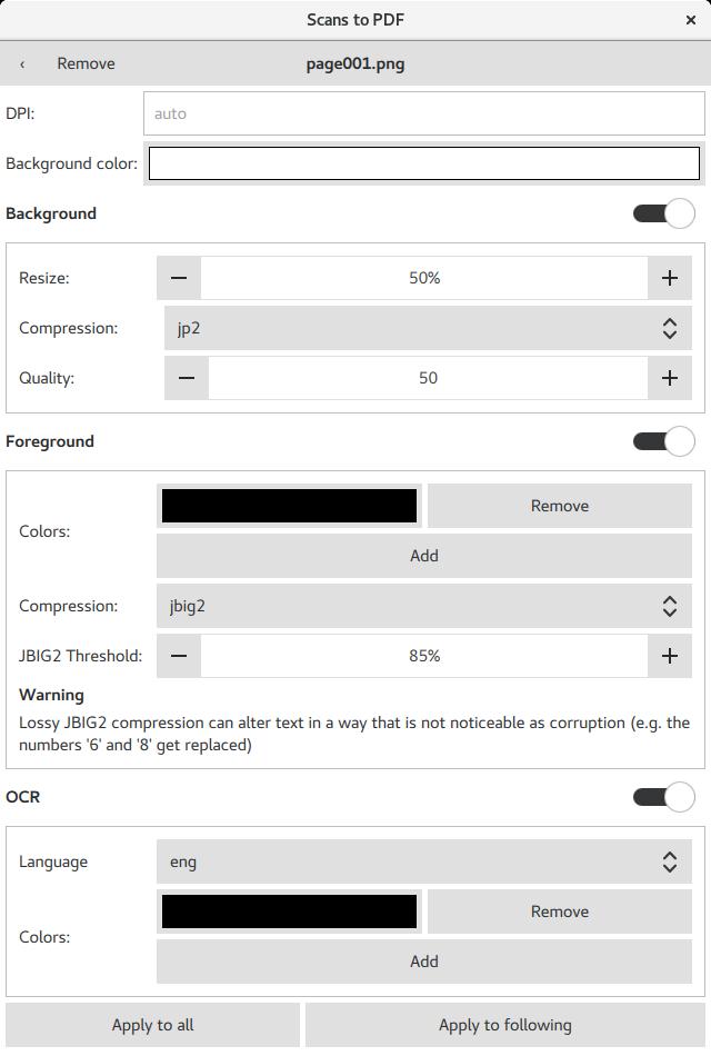como-instalar-o-scans-to-pdf-um-criador-de-pdfs-pesquisaveis-no-ubuntu-linux-mint-fedora-debian