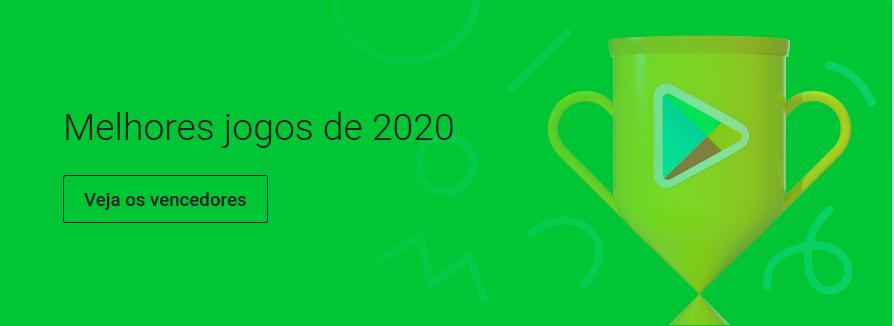 Conheça os melhores Apps e Games de 2020 da Google Play
