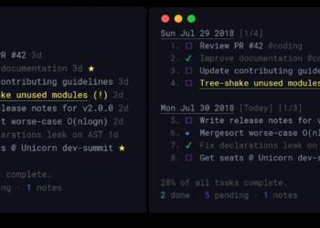 como-instalar-o-taskbook-um-quadro-de-notas-de-terminal-no-ubuntu-linux-mint-fedora-debian