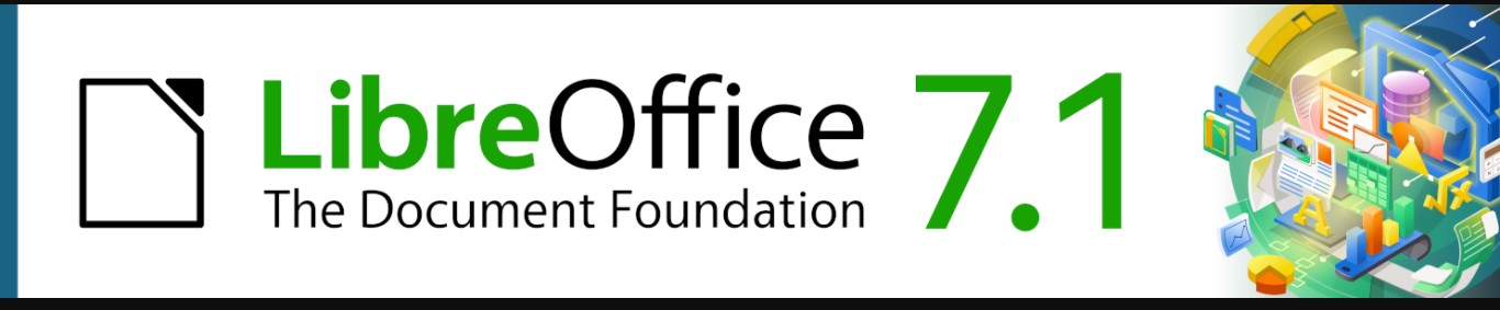 LibreOffice 7.1 Office Suite corrige mais de 90 bugs