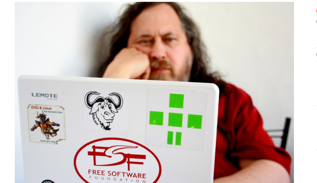 Free Software Foundation perde apoio financeiro da Red Hat após o retorno de Richard Stallman