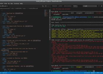 pós-instalação do Debian com Ansible