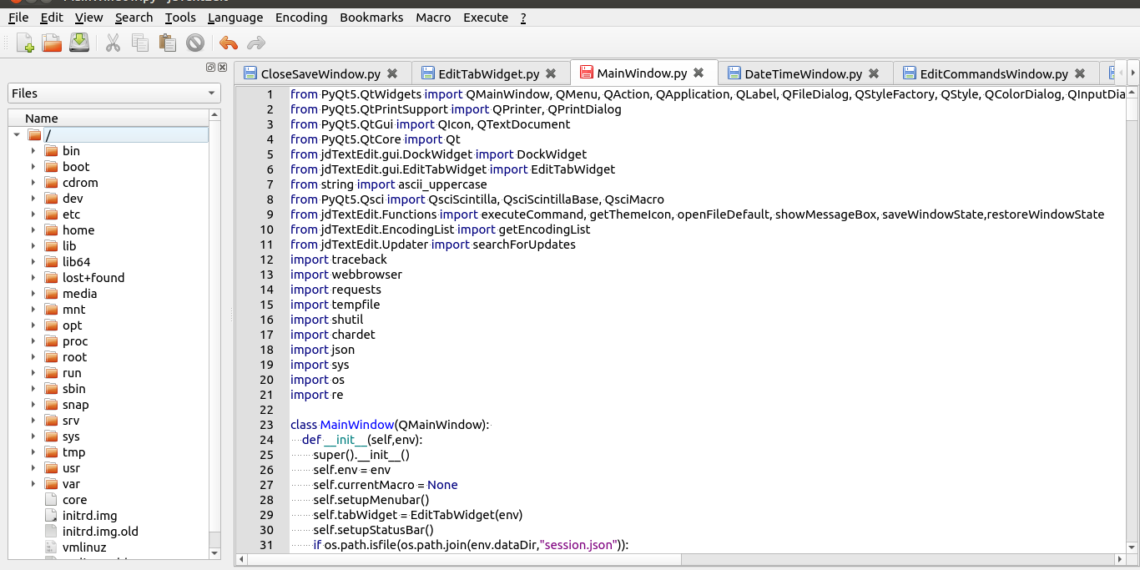 como-instalar-o-jdtextedit-um-editor-de-texto-no-ubuntu-linux-mint-fedora-debian