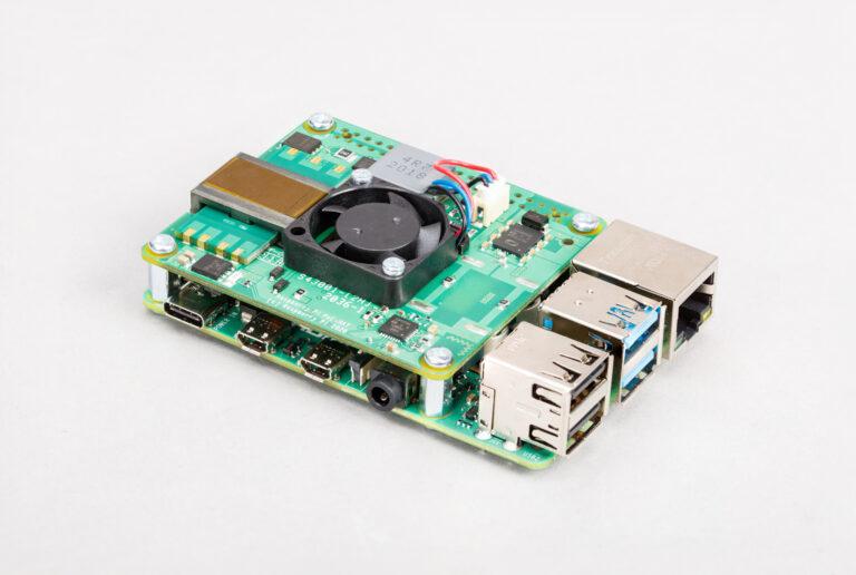 Raspberry Pi anuncia versão mais potente da próxima geração Power over Ethernet (PoE) HAT