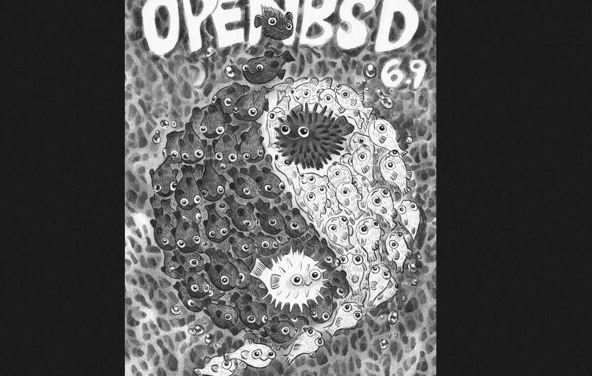 OpenBSD 6.9 lançado com suporte ao SoC M1 da Apple