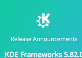 Anunciada nova versão do KDE Frameworks