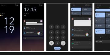 Android 12 Beta publicado com aprimoramentos de desempenho e nova interface do usuário