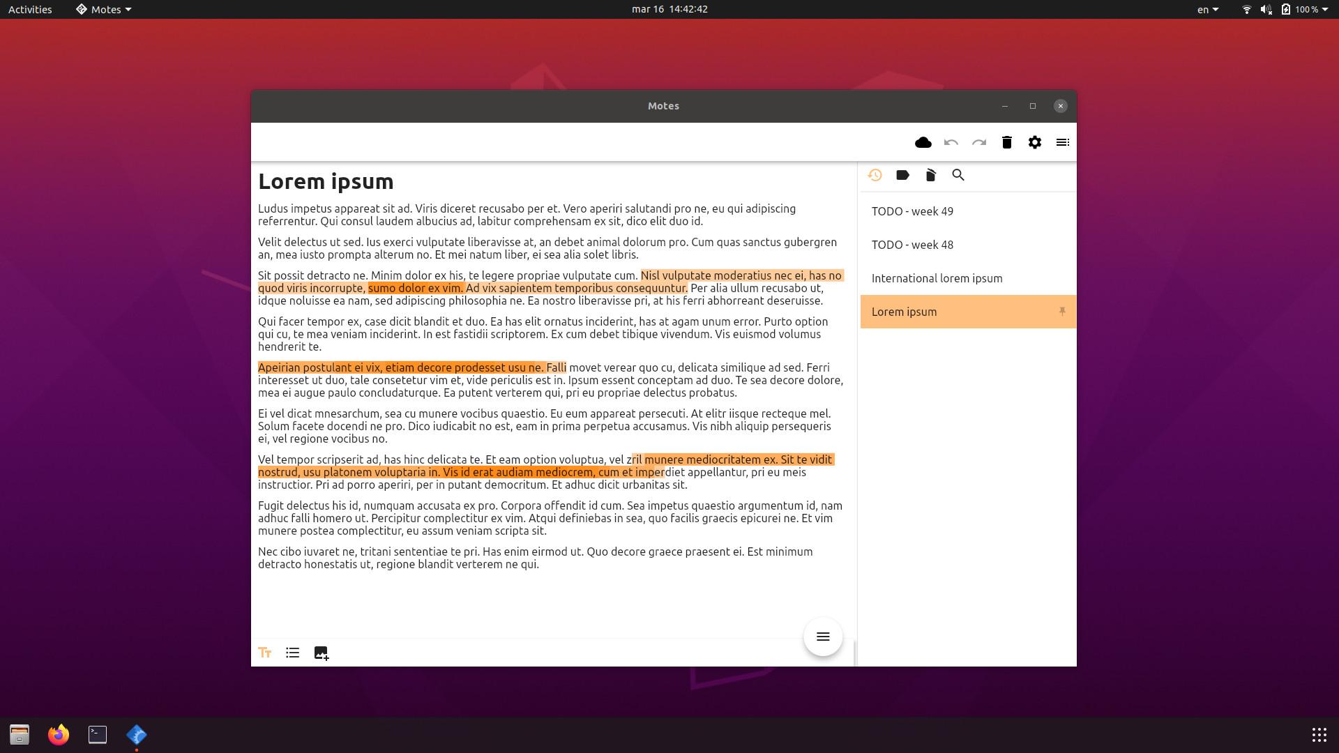 como-instalar-o-motes-um-bloco-de-notas-no-ubuntu-linux-mint-fedora-debian