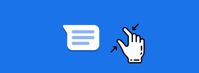 o-mensagens-do-google-lanca-recurso-que-permite-alterar-o-tamanho-da-fonte-nas-conversas