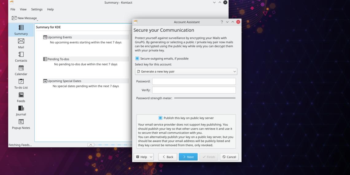 KDE Gear 21.04.2 atualiza programas e vem com mais de 80 correções de bug