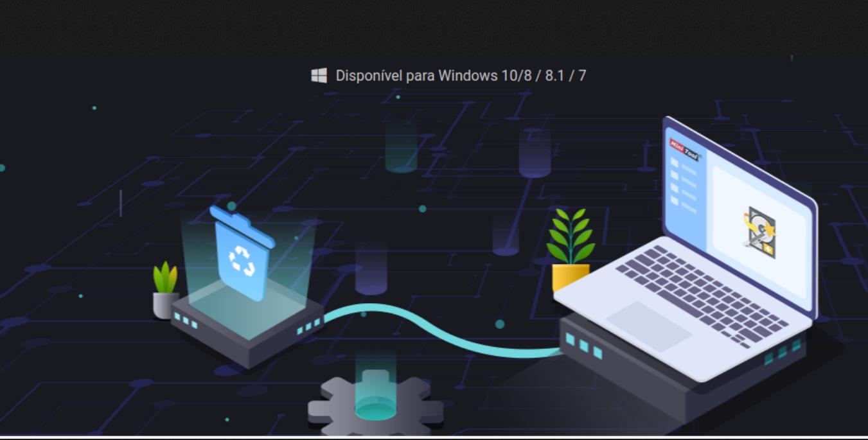 Conheça o MiniTool Power Data Recovery V9.2 Personal para recuperar arquivos pagados em seu computador