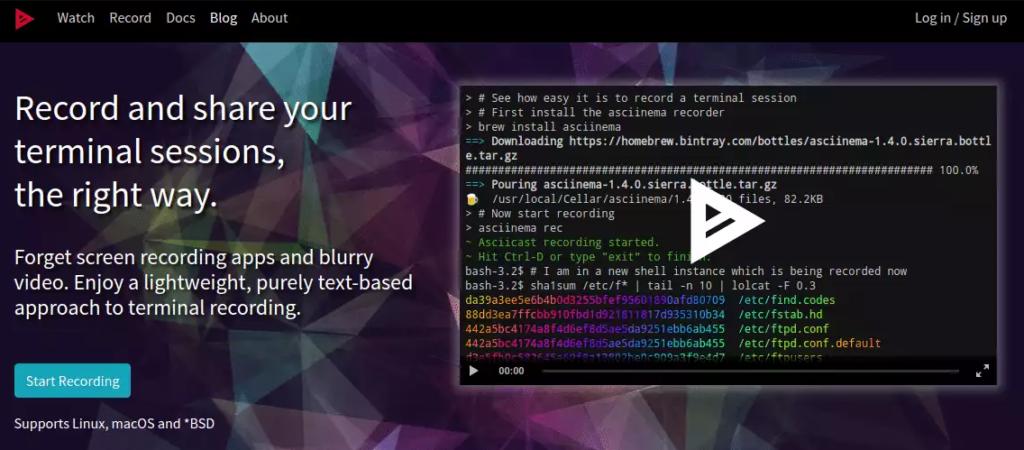como-instalar-o-asciinema-um-gravador-de-sessao-de-terminal-no-ubuntu-linux-mint-fedora-debian