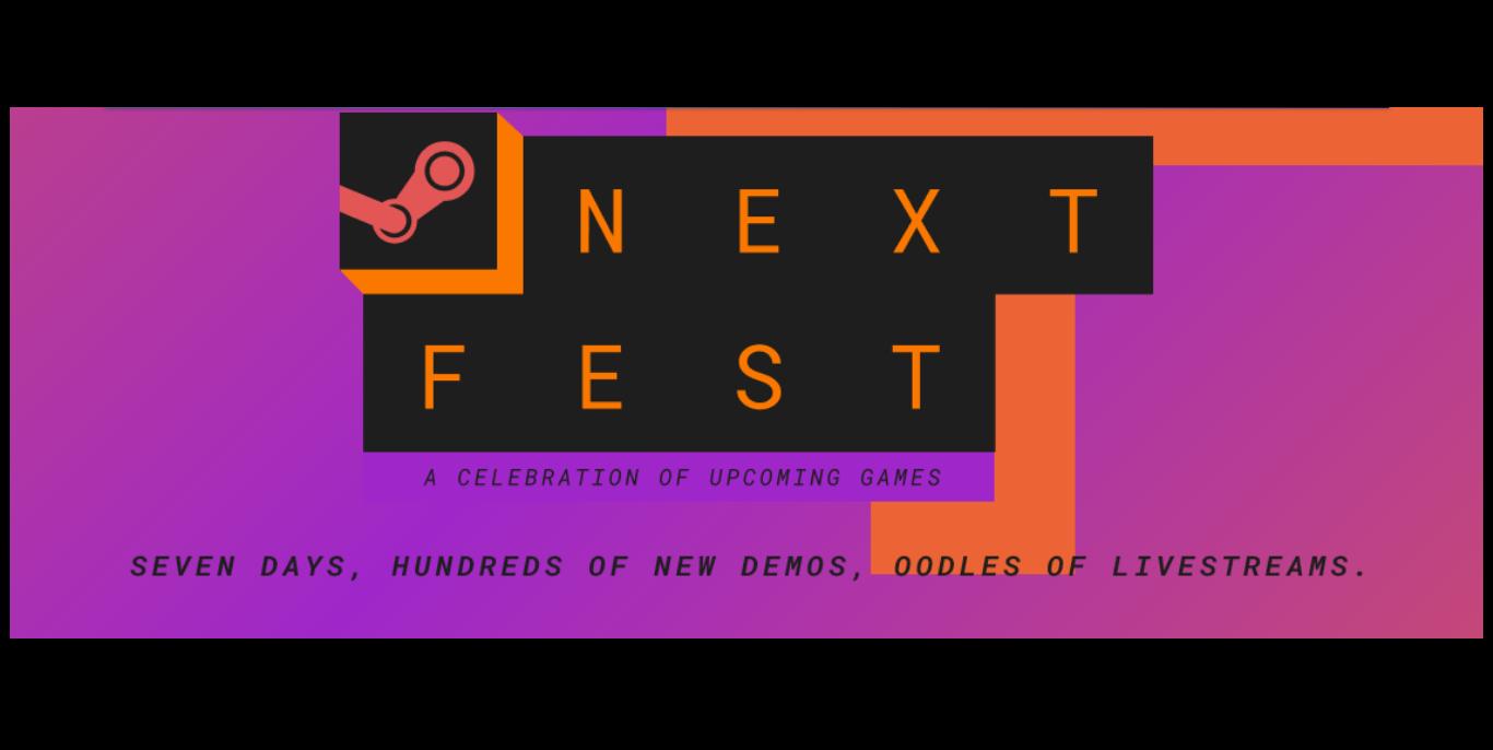 Steam Next Fest diz ter aumentado procura por jogos em até 421% na maioria dos títulos