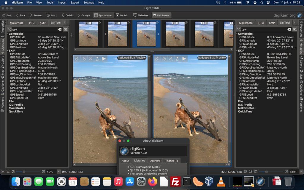 DigiKam 7.3 traz pesquisa de duplicação de imagens e melhorias no formato de arquivo