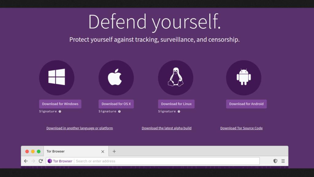 Tor 10.5 ganha suporte a Wayland