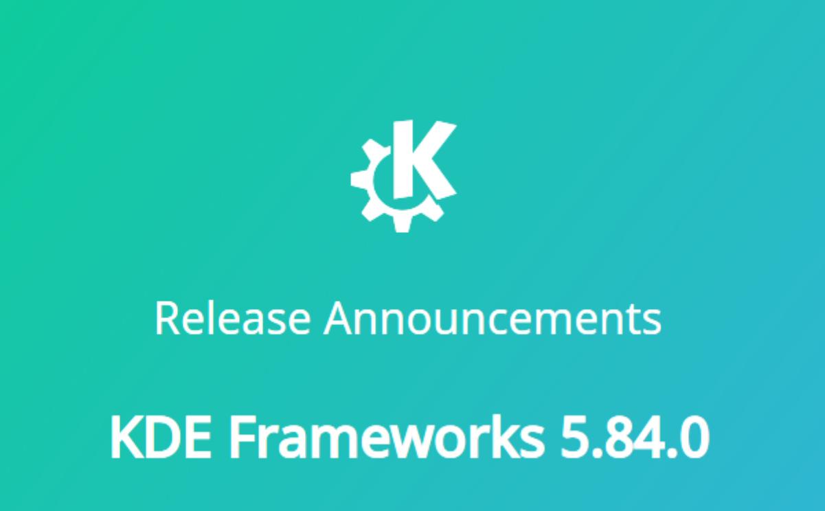 KDE Frameworks 5.84 lançado com várias melhorias