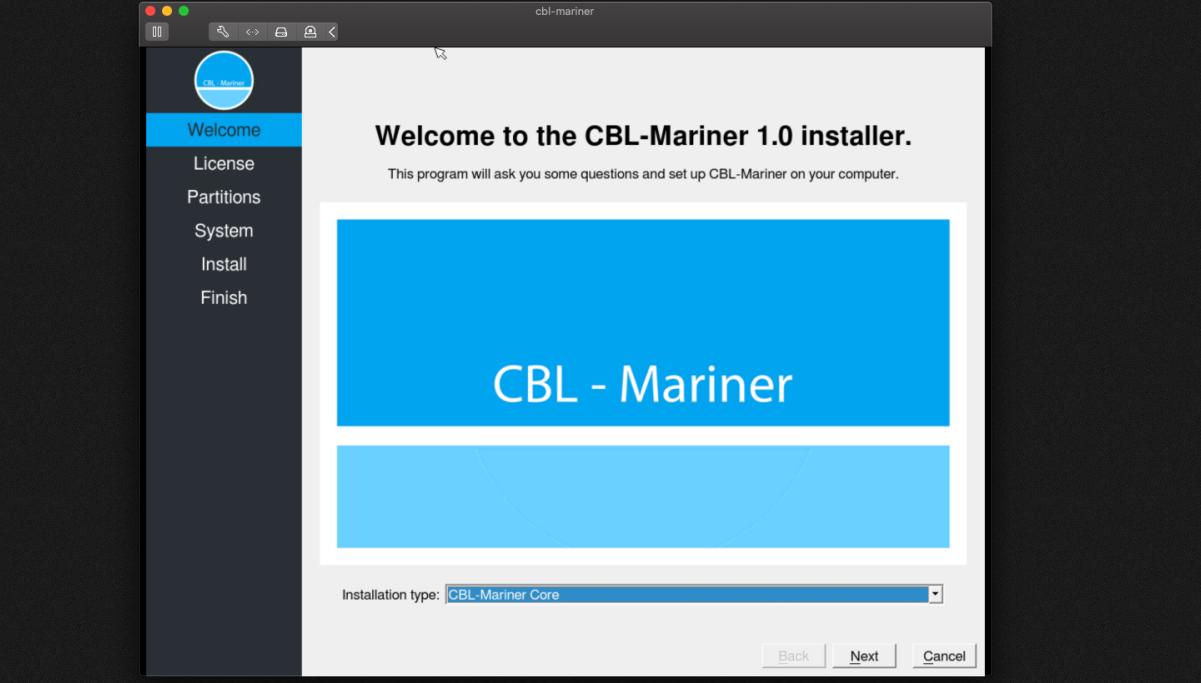 Microsoft já tem a própria distribuição Linux chamada CBL-Mariner