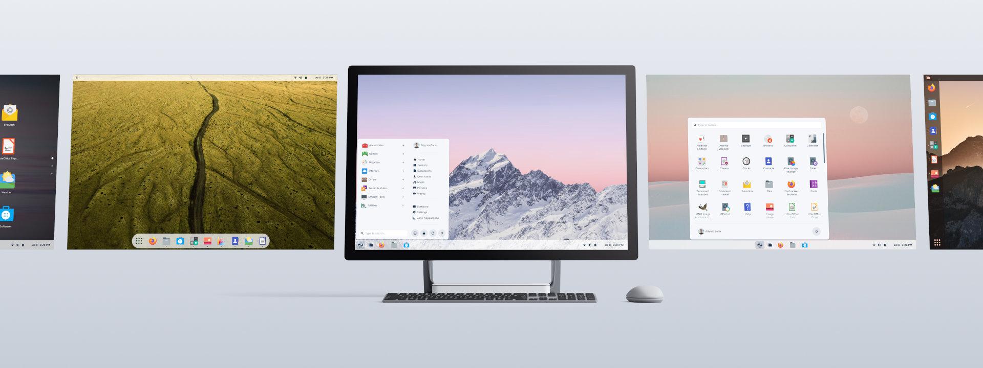 Lançada distribuição Linux Zorin OS 16