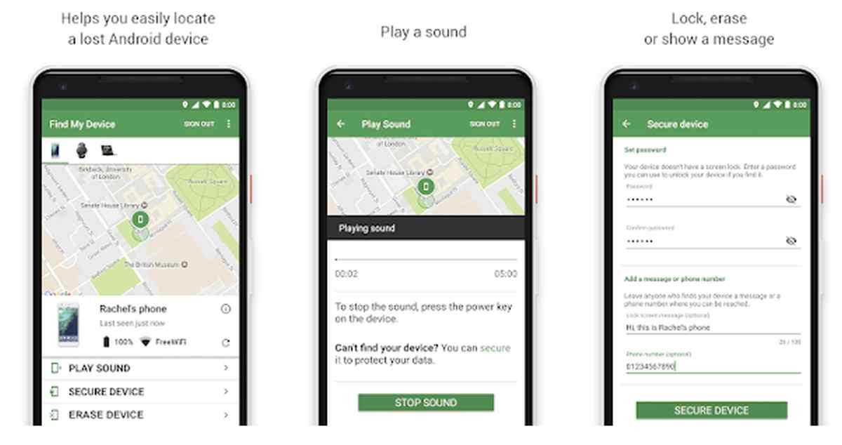 Android terá sistema de localização colaborativo para dispositivos perdidos