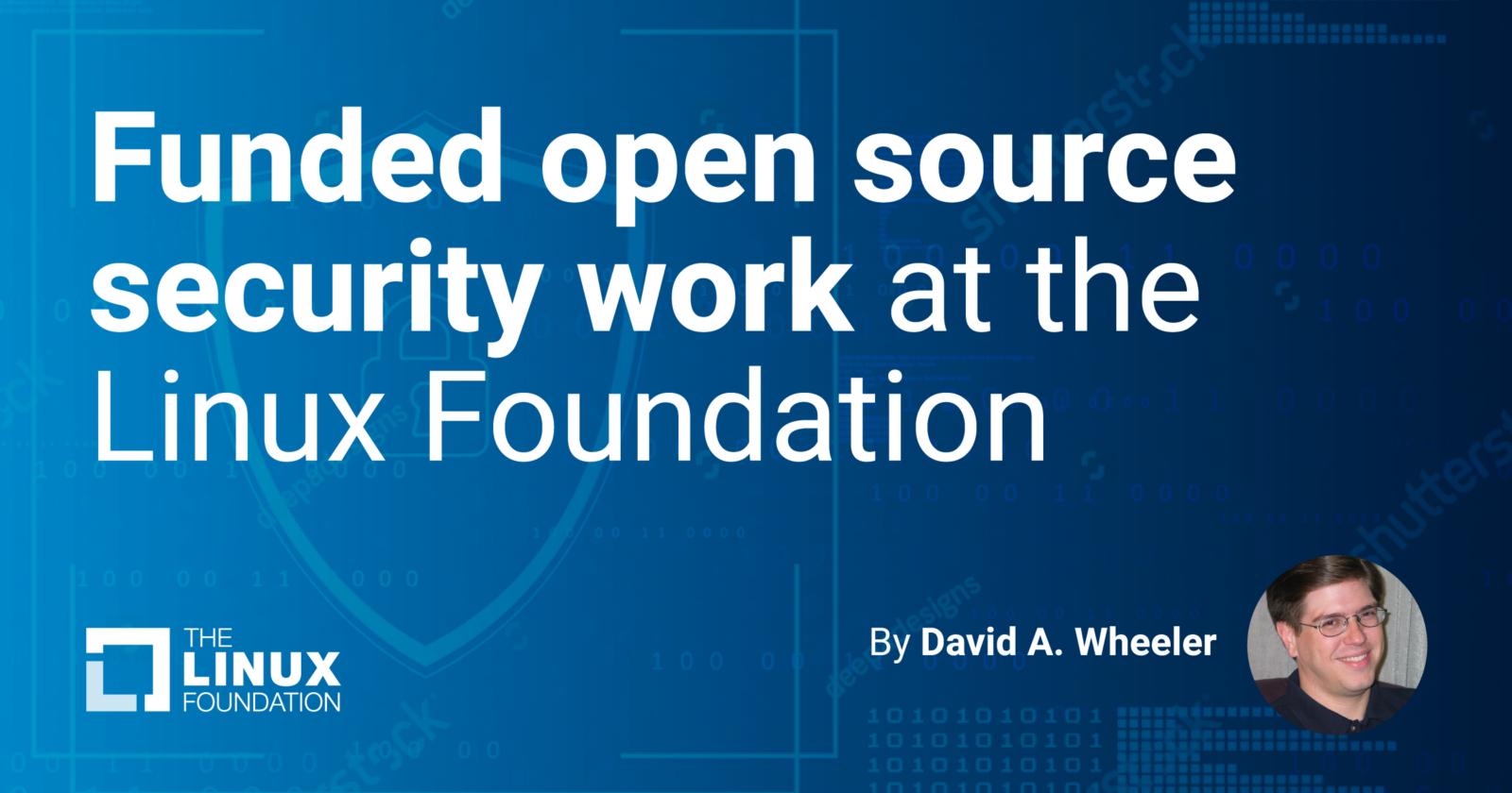 Ganhe dinheiro para melhorar o Linux e a segurança de código aberto