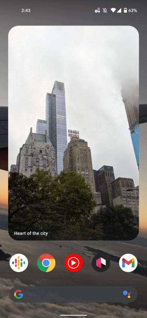 Google Photos Memories Widget 4 473x1024