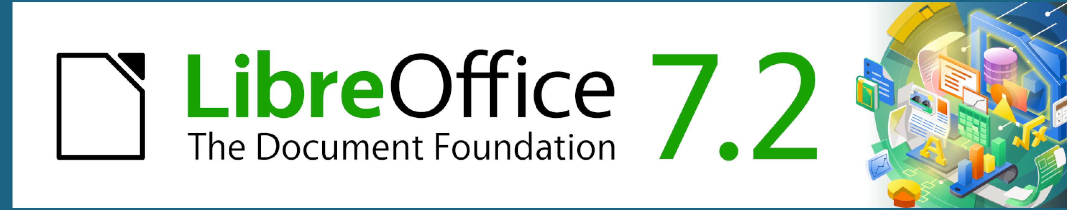 LibreOffice 7.2 lança primeira atualização e corrige mais de 85 bugs