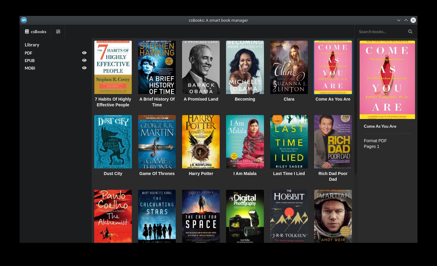 como-instalar-o-csbooks-um-gerenciador-de-livros-no-ubuntu-linux-mint-fedora-debian