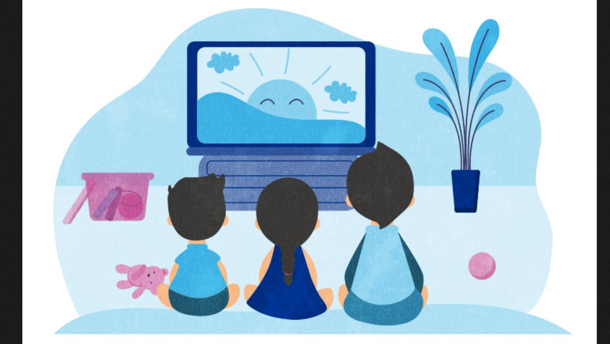 Como o uso de tecnologia afeta a saúde das crianças?