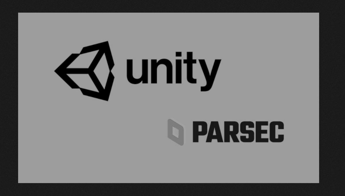 Unity Technologies adquire serviço de streaming Parsec por $ 320 milhões