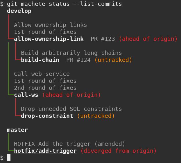 como-instalar-o-git-machete-um-ferramenta-para-organizar-seu-repo-git-no-ubuntu-linux-mint-fedora-debian