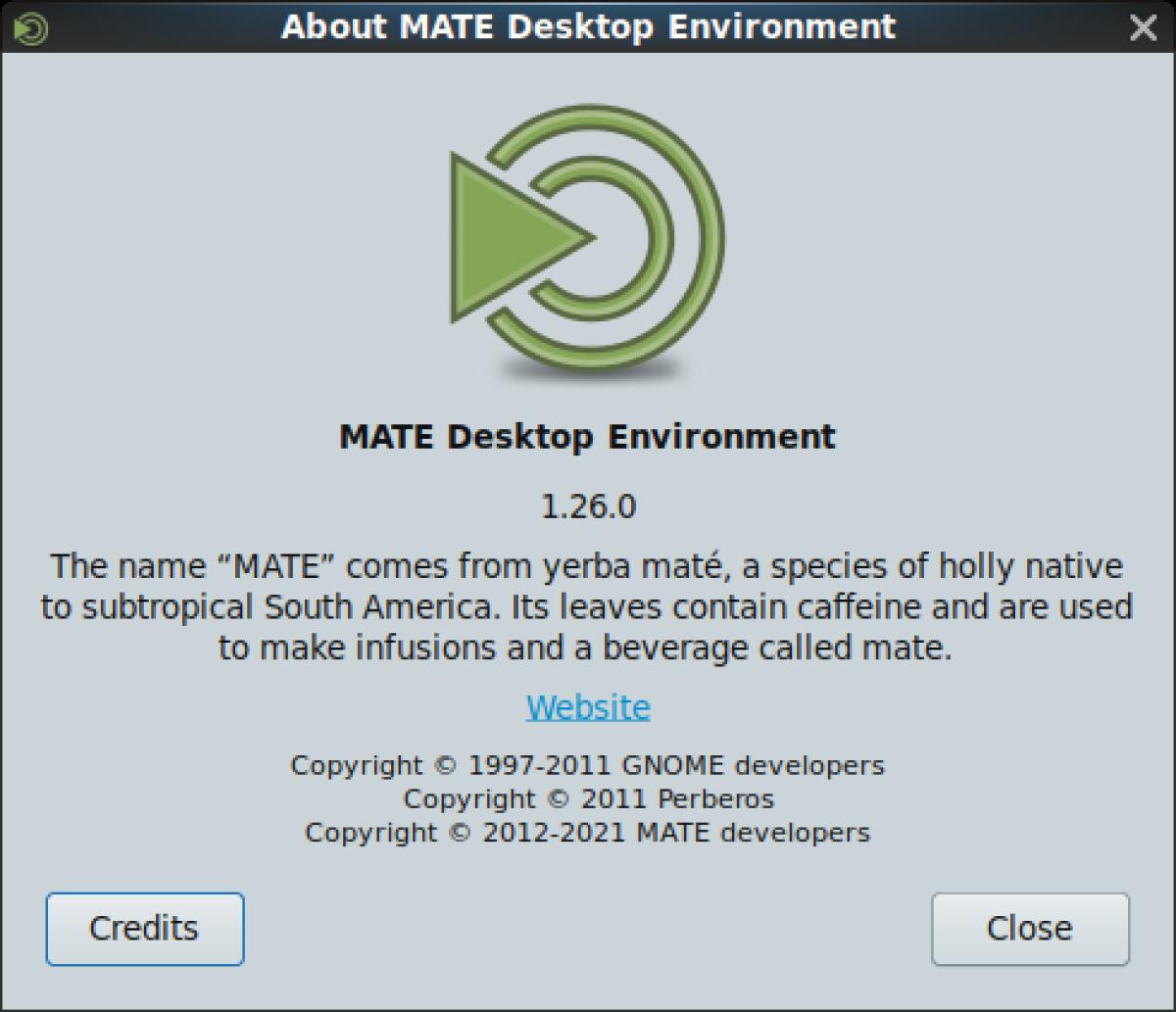 MATE 1.26 Desktop lançado com algum suporte do Wayland