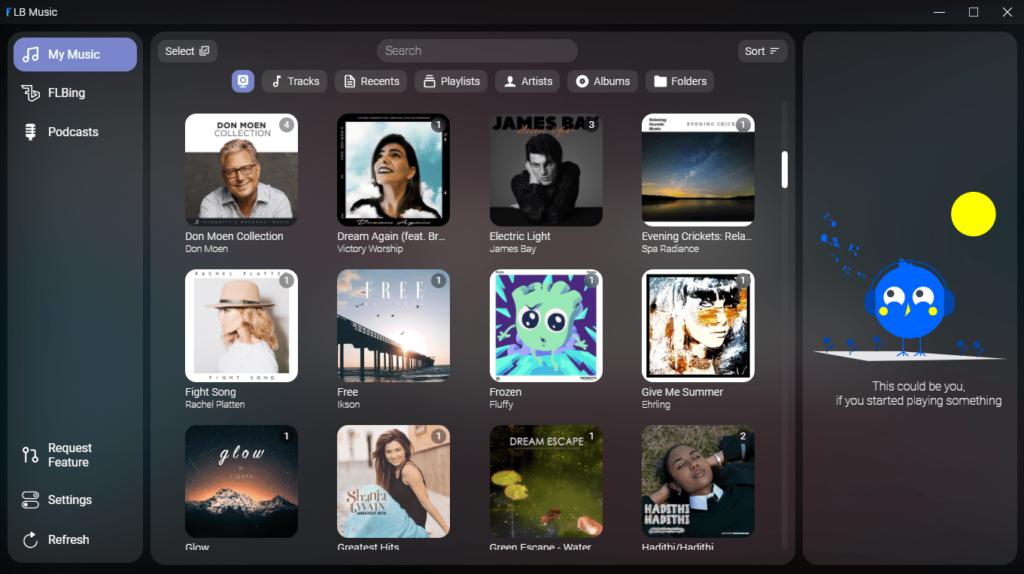 como-instalar-o-flb-music-um-reprodutor-e-baixador-de-musica-no-ubuntu-linux-mint-fedora-debian