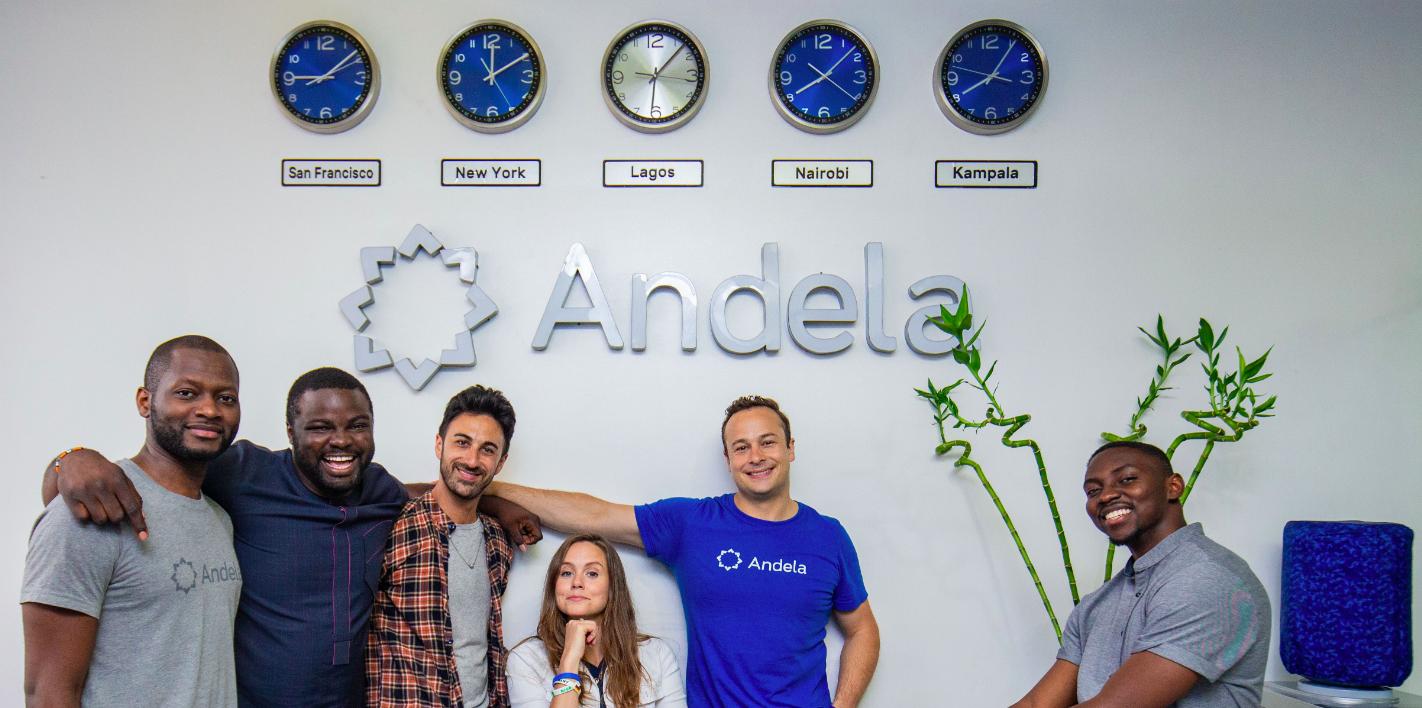 Rede global de talentos de TI, Andela, aposta no Brasil