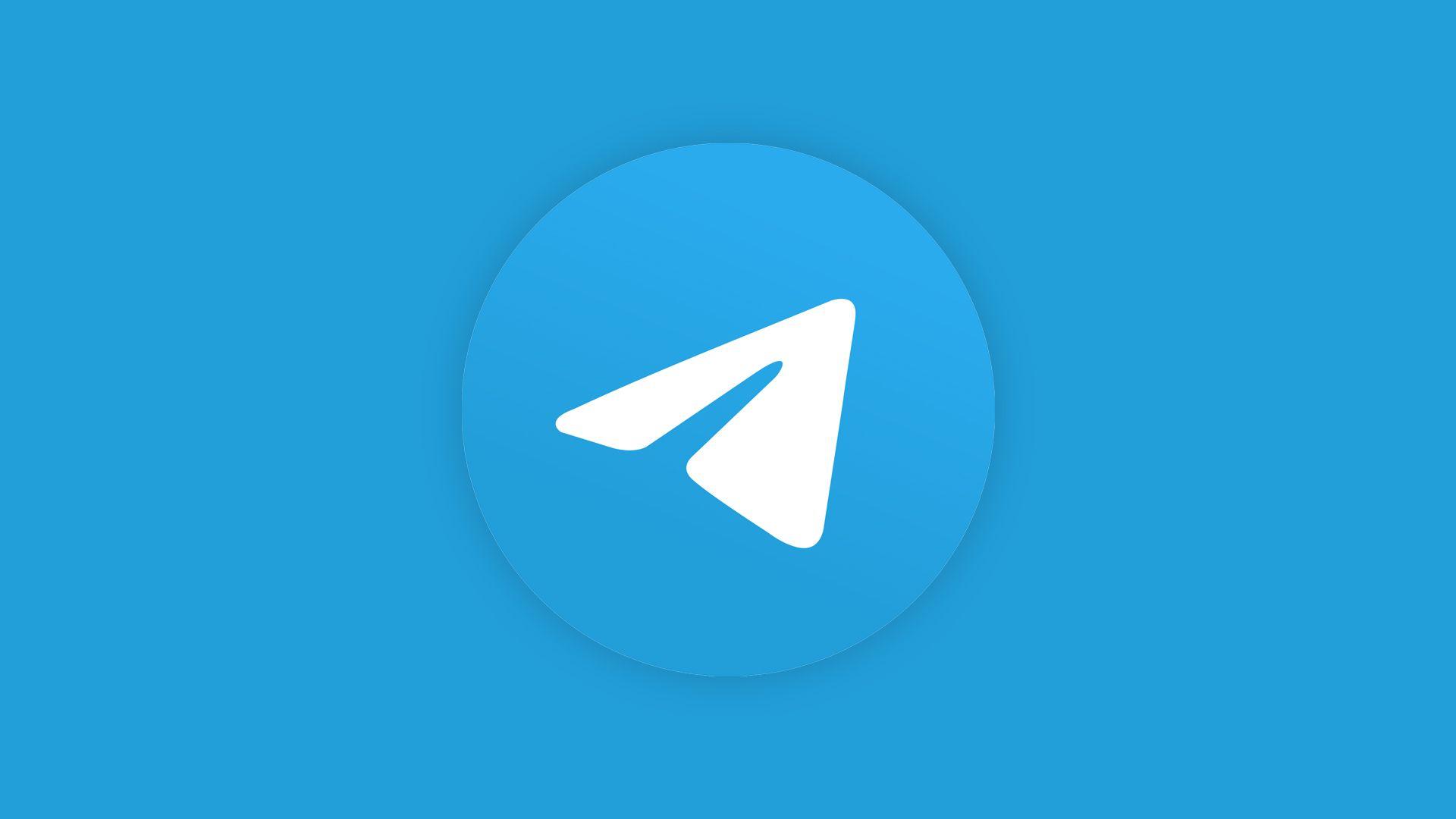 Telegram Desktop 3.1 apresenta emojis interativos e gravação de transmissão ao vivo