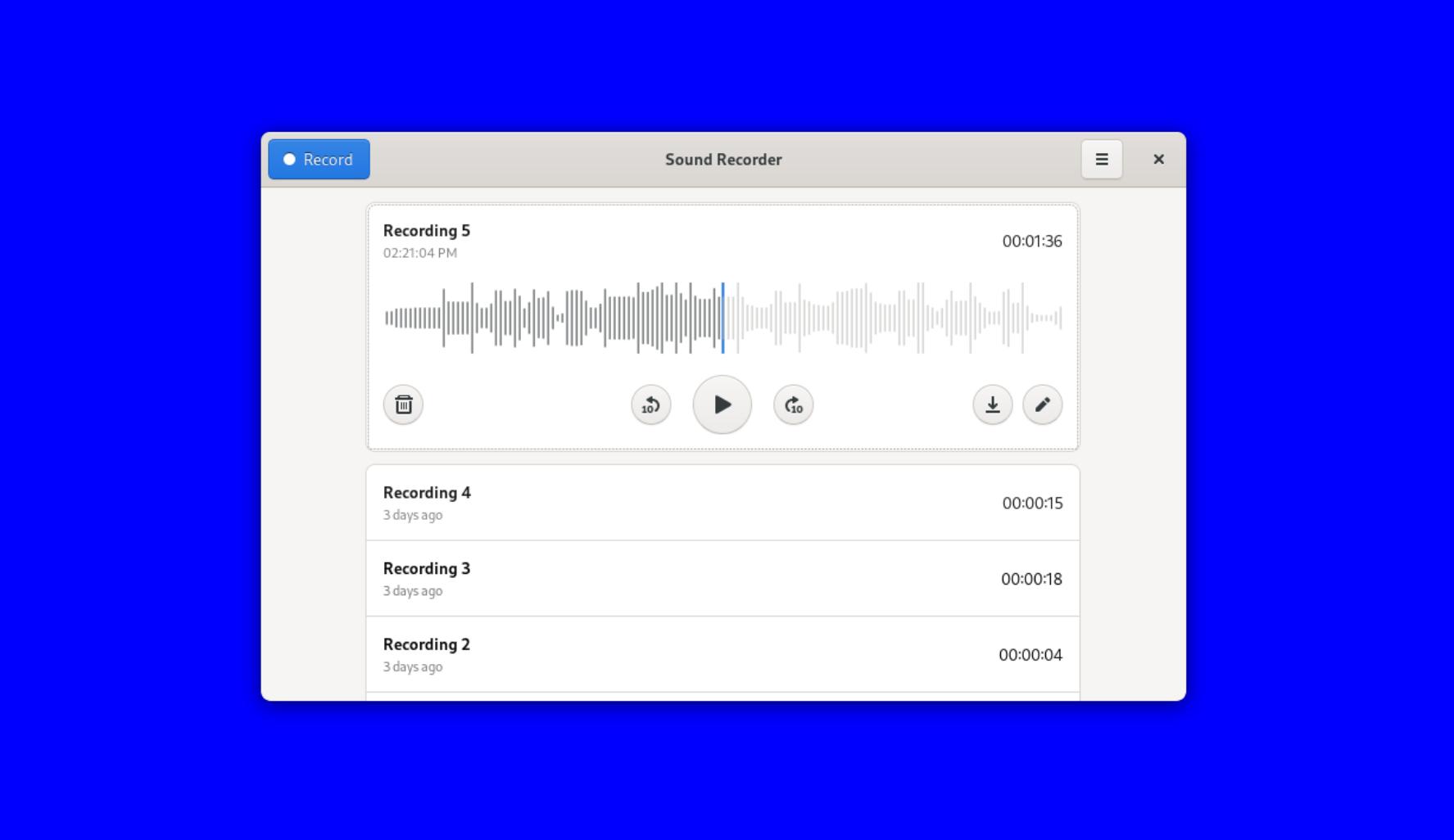 como-instalar-o-sound-recorder-um-gravador-de-audio-no-ubuntu-fedora-debian-e-opensuse
