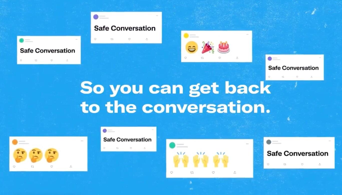 Twitter lança um 'Modo de Segurança' para reduzir insultos e outras interações indesejadas