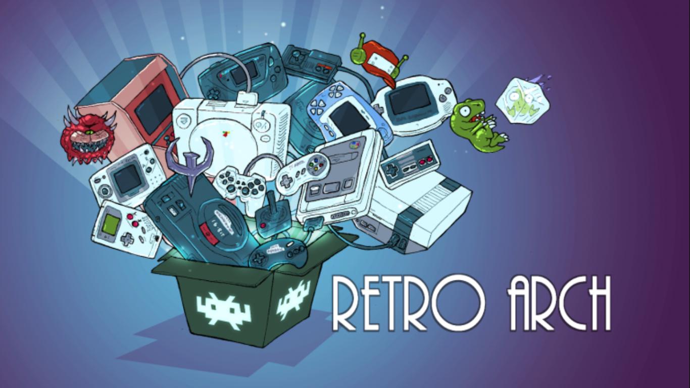 RetroArch 1.9.9 é lançado com suporte para AMD FidelityFX Super Resolution (FSR)