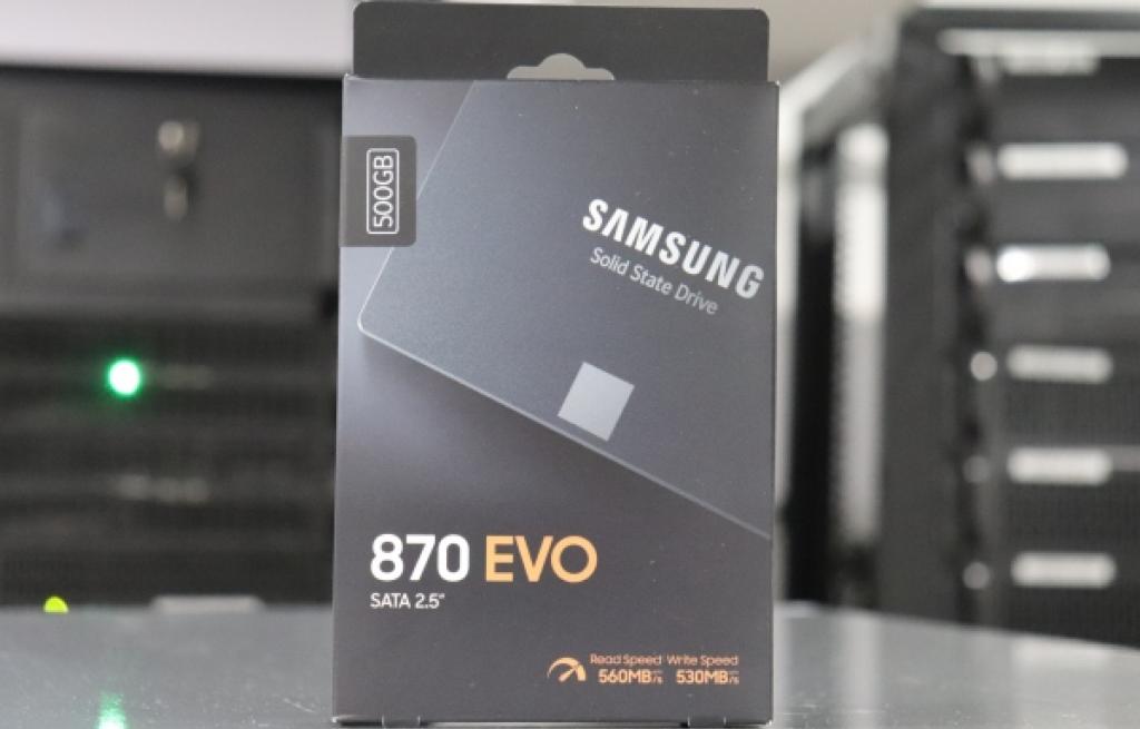 SSDs Samsung 860/870 continuam causando problemas para usuários do Linux