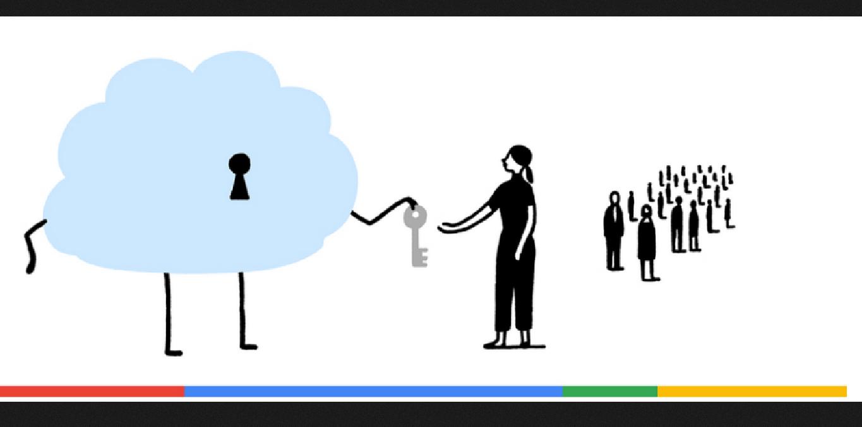 Google está construindo uma nuvem de 'próxima geração'