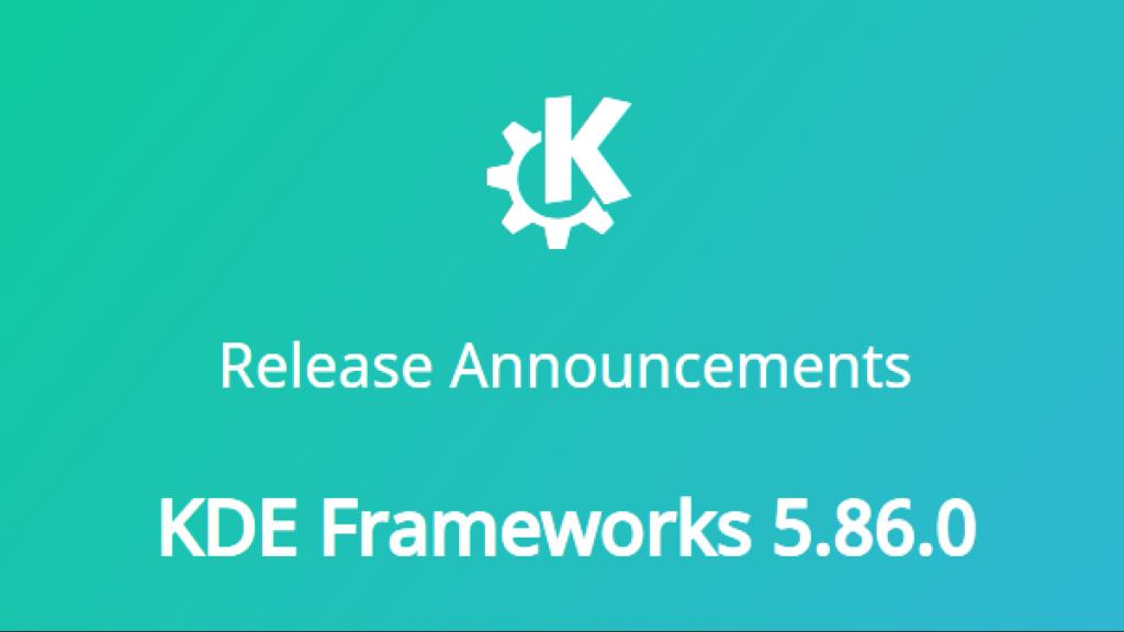 KDE Frameworks 5.86 melhora o Plasma Wayland para GPUs NVIDIA