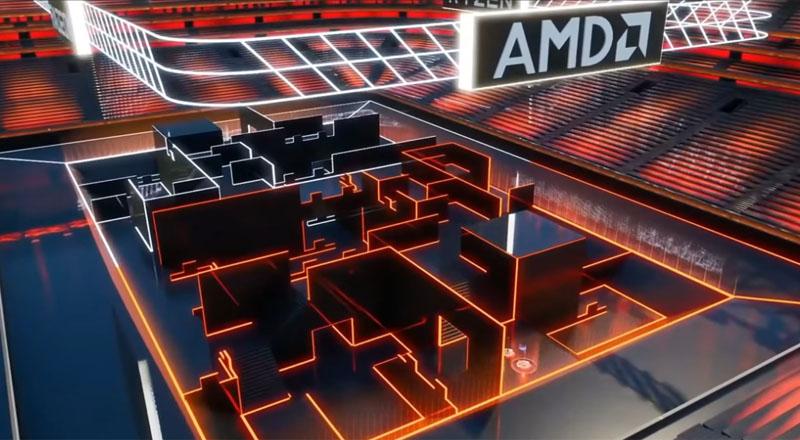 Amd Arena Chega A Toda America Latina 2