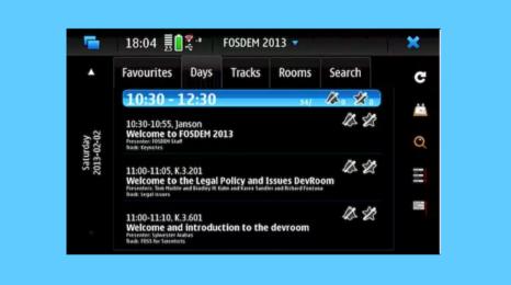 Como instalar o ConfClerk, uma agenda para conferências, no Ubuntu, Fedora, Debian e openSUSE!