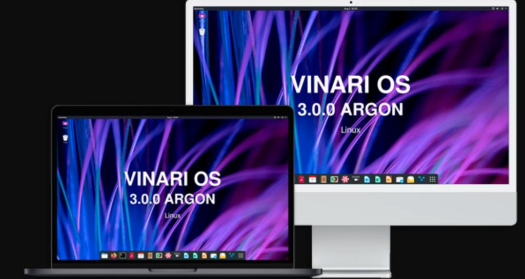 Distribuição Linux Vinari OS 3.0.0 ARGON é lançada com base no Debian 11
