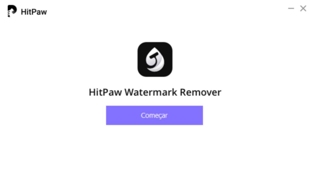 HitPaw Removedor de Marca D'água